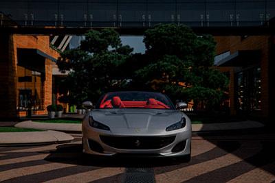 Ferrari, Bentley, Rolls-Royce