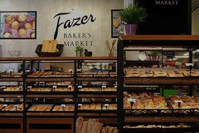 Fazer Baker's Market