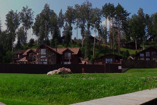 Коттеджный поселок Сосны