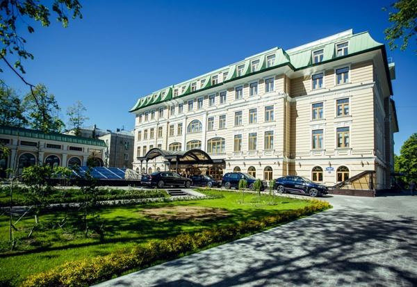 Отель Tsar Palace