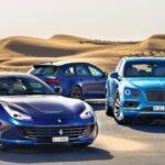 Ferrari Roma, Ferarri Tributo, New Bentley Bentayga